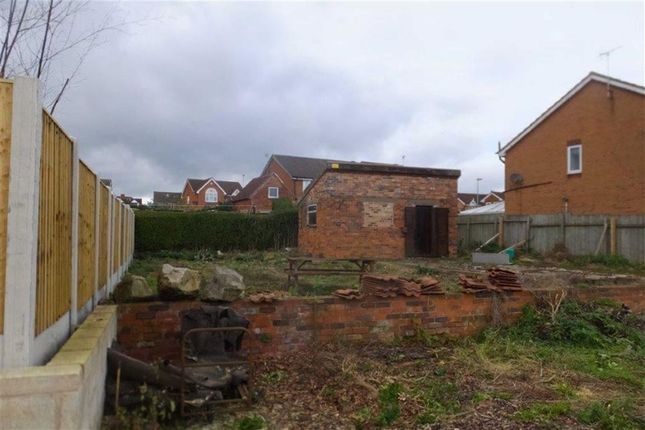 Thumbnail Land for sale in Haddon Street, Sutton In Ashfield, Nottinghamshire