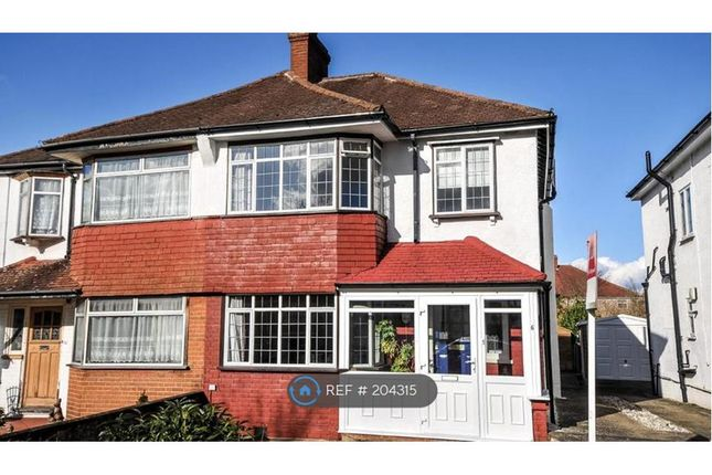 Thumbnail Semi-detached house to rent in Chessington Way, West Wickham