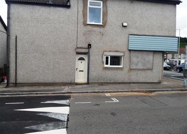 Thumbnail Flat to rent in Flat - Ground Floor, 6 Central Square, Pontypridd