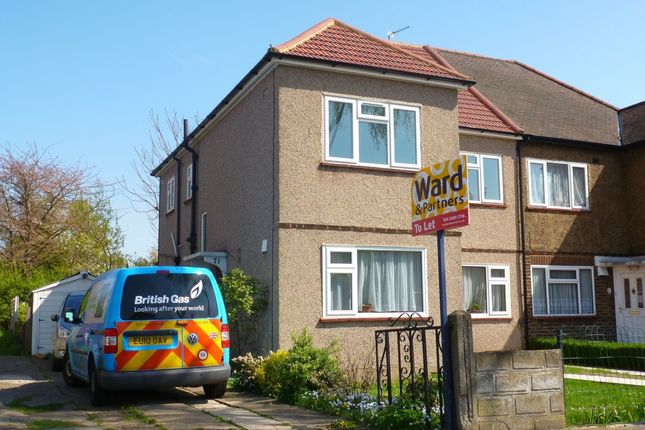 Thumbnail Maisonette to rent in Hudson Road, Bexleyheath