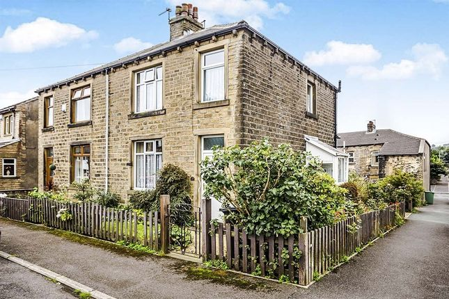 Thumbnail Semi-detached house for sale in Lord Street, Slaithwaite, Huddersfield