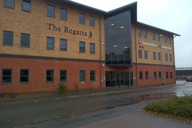Thumbnail Office to let in Suites 4 & 5, The Regatta Building, Henley Way, Lincoln