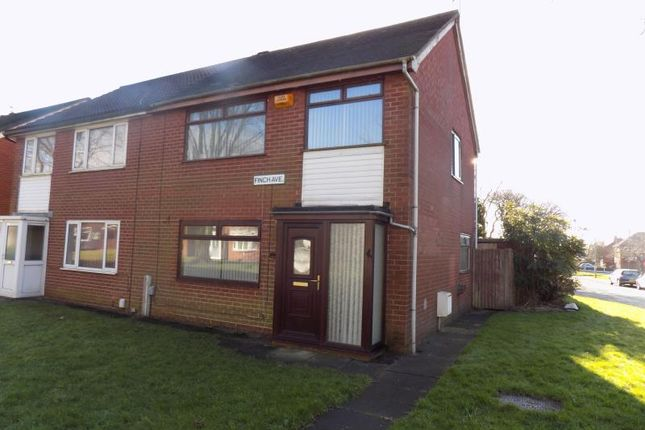 Thumbnail Semi-detached house to rent in Finch Avenue, Farnworth