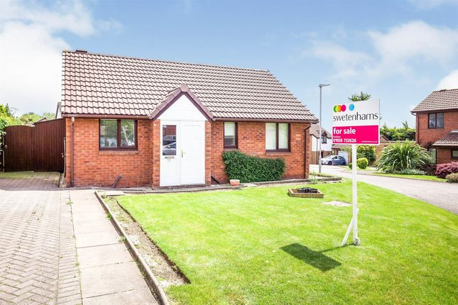 2 bed detached bungalow for sale in Peckforton Drive, Sutton Weaver, Runcorn WA7