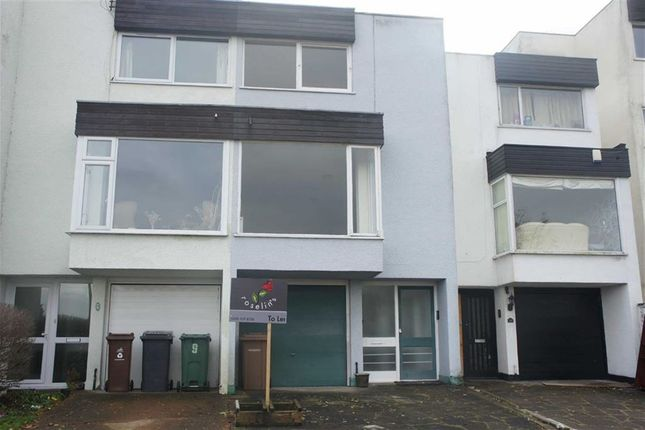 Thumbnail Terraced house to rent in Echo Heights, London