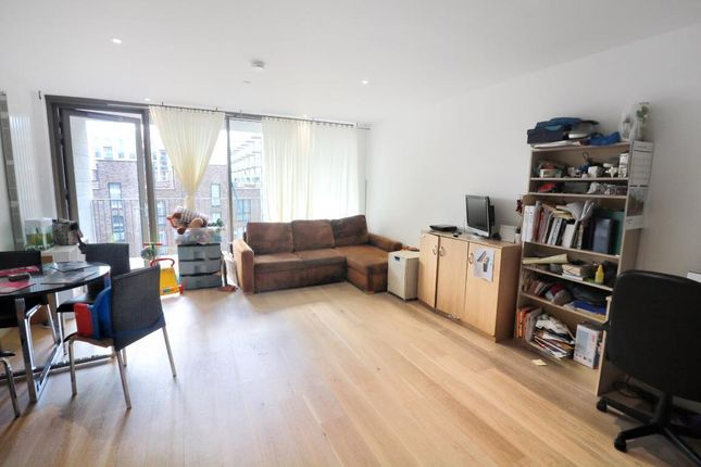 Thumbnail Flat to rent in Commodore House, Royal Wharf, 3 Schooner Road, London