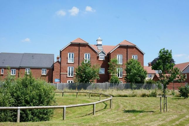 Thumbnail Flat for sale in Canal View, Bathpool, Taunton