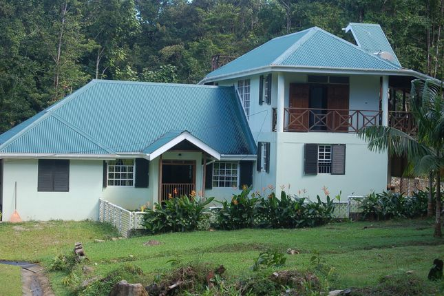 Thumbnail Country house for sale in 4 Bedroom Property, Bantridge, Pond Casse, Dominica