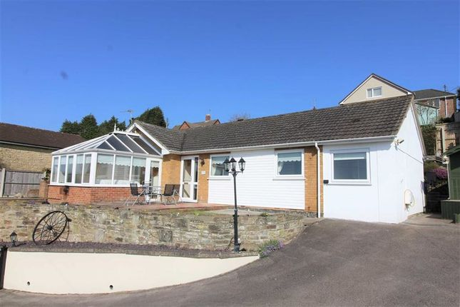 Thumbnail Detached bungalow for sale in Victoria Street, Cinderford