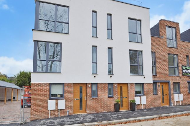 Thumbnail End terrace house to rent in Argyll Mews, Findon Road
