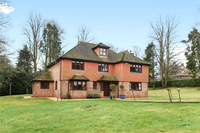 Thumbnail Detached house for sale in Pyle Hill, Woking, Surrey