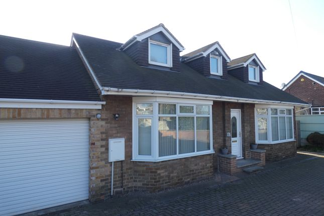 Thumbnail Detached bungalow for sale in Burton Road, Barnsley
