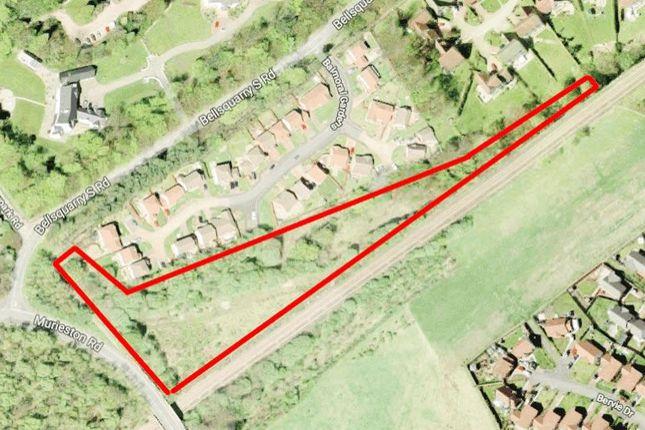 Thumbnail Land for sale in Development Site Balmoral Gardens, Livingston West Lothian EH549Ex