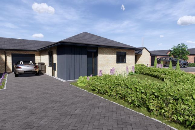 Thumbnail Semi-detached bungalow for sale in The Poppyfields, Collingham, Newark On Trent