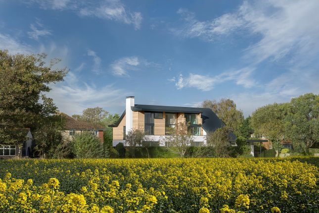 Thumbnail Detached house for sale in Lymington Road, Milford On Sea, Lymington