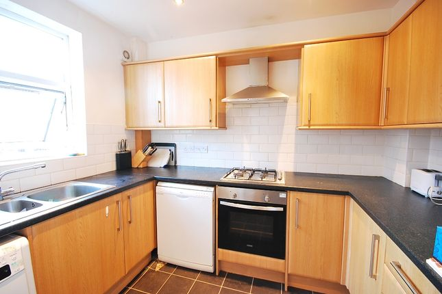 Thumbnail Terraced house to rent in Springbank Road, Sandyford, Newcastle Upon Tyne