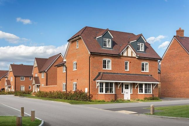 """Thumbnail Detached house for sale in """"Stratford"""" at West End Lane, Henfield"""