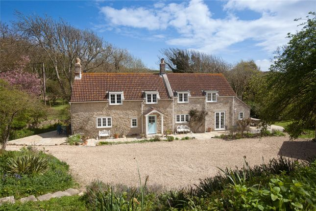 Thumbnail Detached house for sale in Fleet Road, Fleet, Weymouth, Dorset