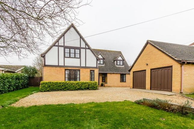 Thumbnail Detached house for sale in Lode Way, Haddenham, Ely, Cambridgeshire