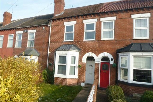 Terraced house for sale in Doncaster Road, South Elmsall, Pontefract, West Yorkshire