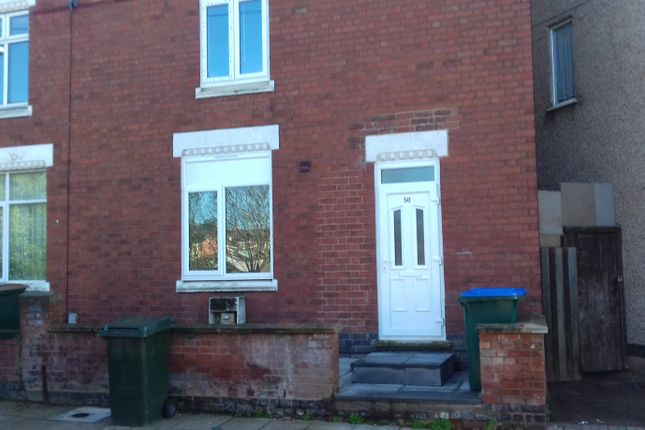 Thumbnail Shared accommodation to rent in Brighton Street, Coventry