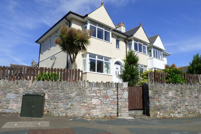 4 bed semi-detached house to rent in Goosewell Road, Plymstock, Plymouth