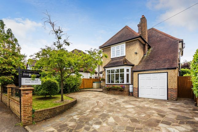 Thumbnail Detached house for sale in Beresford Road, Cheam, Sutton, Surrey
