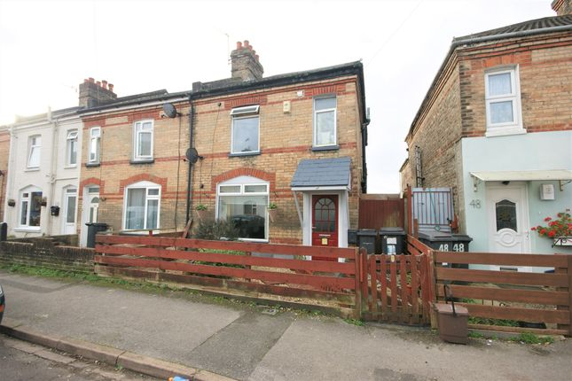 Thumbnail End terrace house for sale in Garfield Avenue, Bournemouth