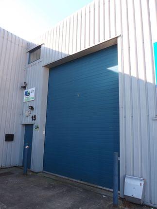 Thumbnail Industrial for sale in Lymington Enterprise Centre, Lymington