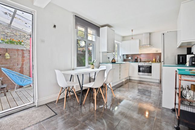 Thumbnail Terraced house for sale in Ponsard Road, London