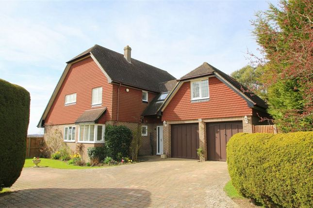 Thumbnail Detached house for sale in 8 The Martins, High Halden, Kent
