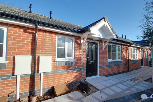 Thumbnail Semi-detached bungalow for sale in Radford Drive, Leicester