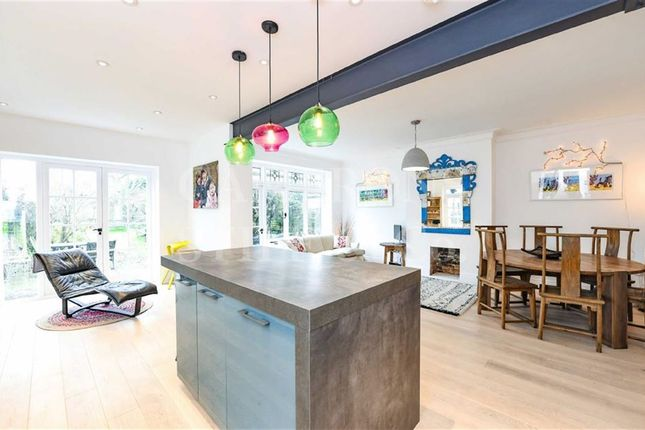 Thumbnail Detached house for sale in Okehampton Road, Brondesbury Park, London