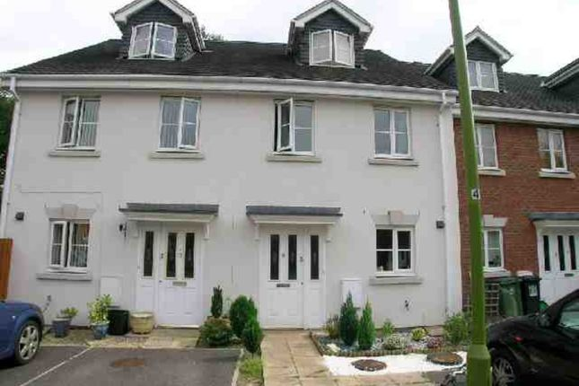 Thumbnail Town house to rent in Wilcon Way, Watford