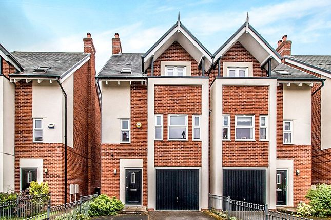 Thumbnail Semi-detached house for sale in Houseman Crescent, Didsbury, Manchester