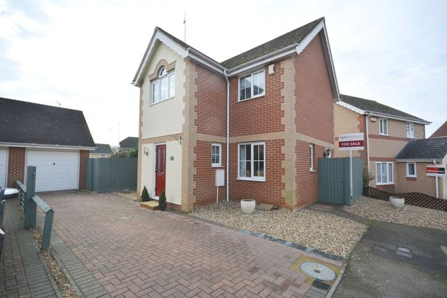 Thumbnail Detached house for sale in Sedgefield Way, Braintree