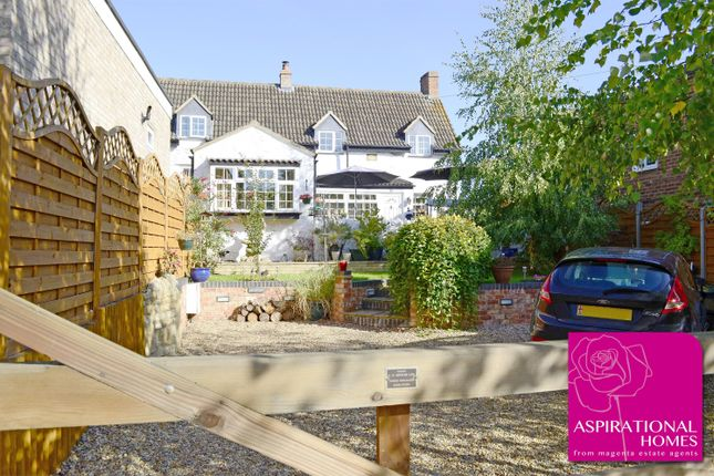 Thumbnail Cottage for sale in Marshalls Road, Raunds