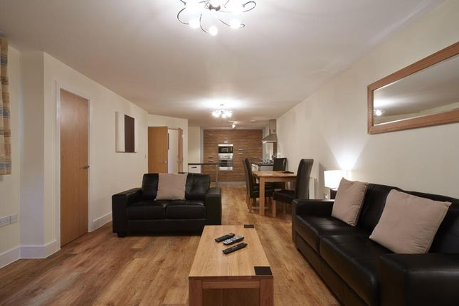 Thumbnail Flat to rent in Burghley Court, Maidenhead