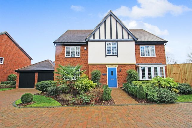 Thumbnail Detached house for sale in The Whitmore, Waterford Crescent, Barlaston