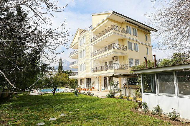 Thumbnail Detached house for sale in Bahtili, Konyaalti, Antalya Province, Mediterranean, Turkey