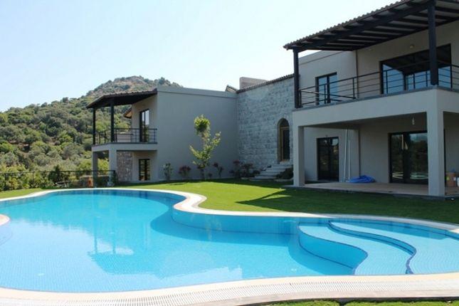 Thumbnail Detached house for sale in Bodrum, Turkey, Bodrum, Muğla, Aydın, Aegean, Turkey