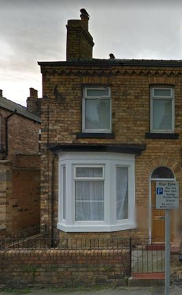 Thumbnail Terraced house to rent in Brinkburn Road, Scarborough