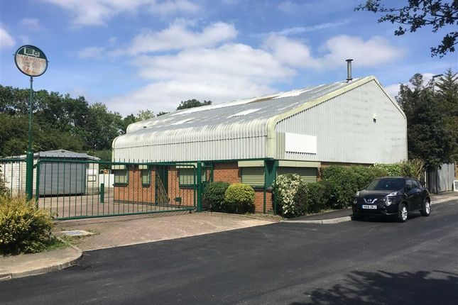 Thumbnail Light industrial to let in Evander Commercials, Winchester Avenue, Blaby, Leicestershire