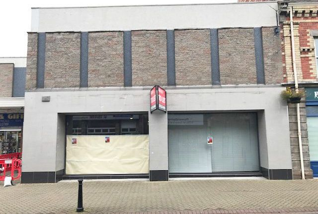 Thumbnail Retail premises for sale in Durie Street, Leven