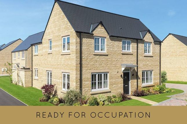 "Thumbnail Detached house for sale in ""The Nessvale"" at Calais Dene, Bampton"