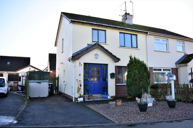 Thumbnail Semi-detached house to rent in Bramble Wood, Crumlin