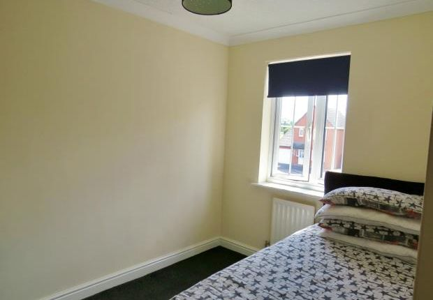 Bedroom Two of Fell View Close, Aspatria, Wigton CA7