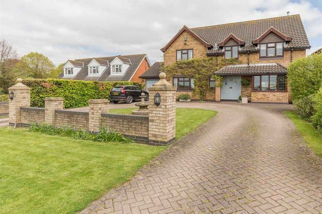 4 bed detached house for sale in Holton Road, Tetney, Grimsby, Lincolnshire