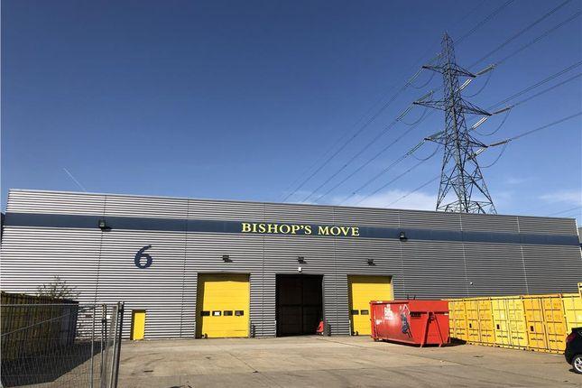 Thumbnail Warehouse to let in Unit 6, Thames Gateway Park, Choats Road, Dagenham, Greater London
