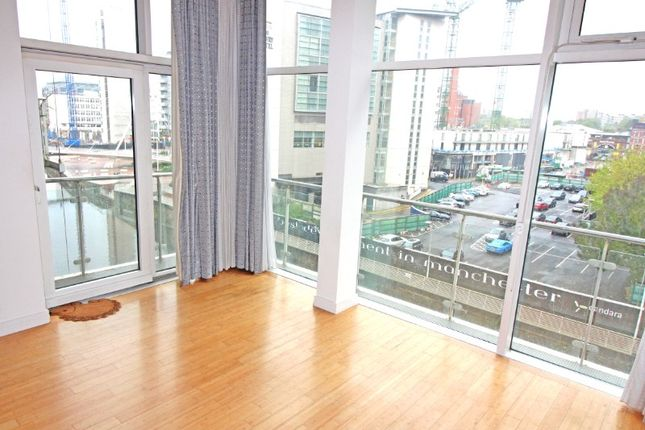 Thumbnail Flat to rent in St Mary's Parsonage, Manchester